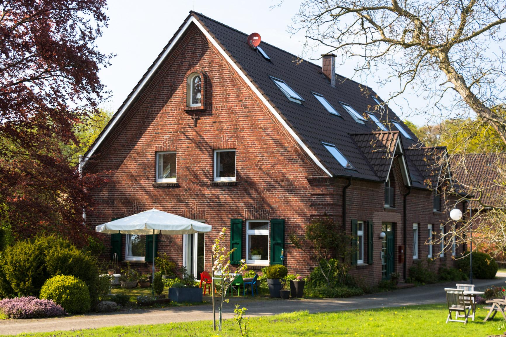 Gästehaus Conrad Münster DRAUßEN